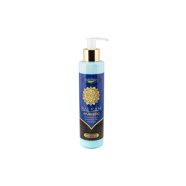 Balsam de Par cu ioni de Aur si Esenta de Naranga 185ml, Indian Herbal