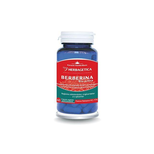 Berberina 60 cps Herbagetica
