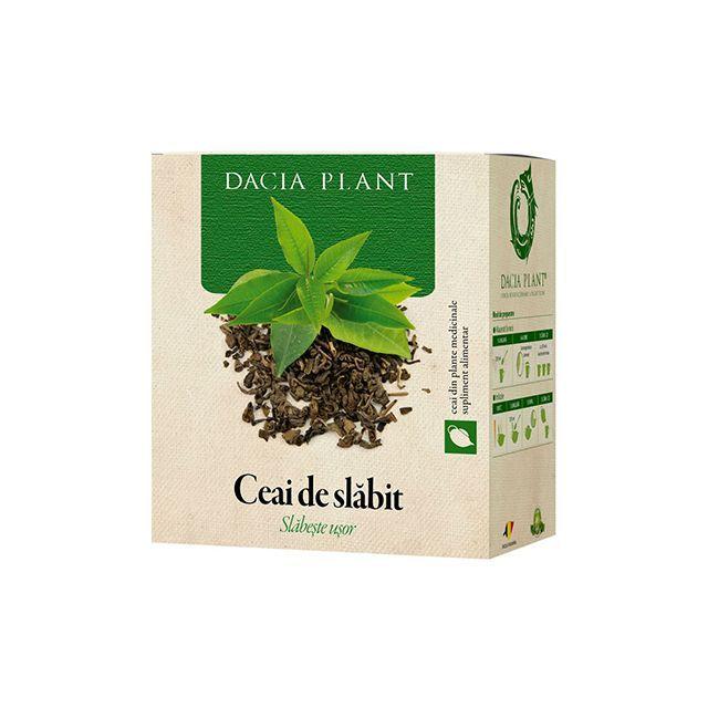 Ceai de slabit 50g, Dacia Plant