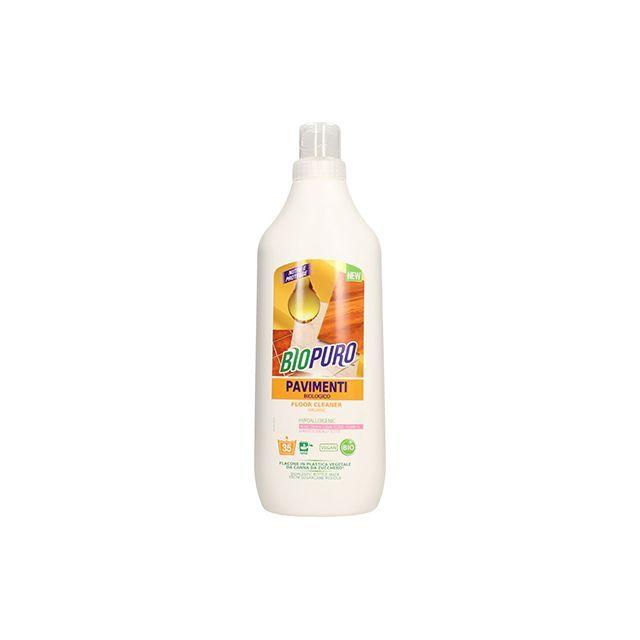 Detergent hipoalergen pentru pardoseli bio 1l, Biopuro
