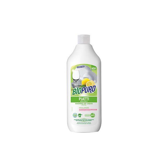 Detergent bio hipoalergen pentru vase 500ml, Biopuro