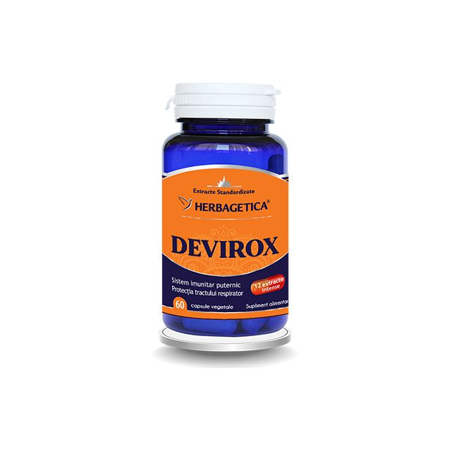 Devirox 60 cps, Herbagetica