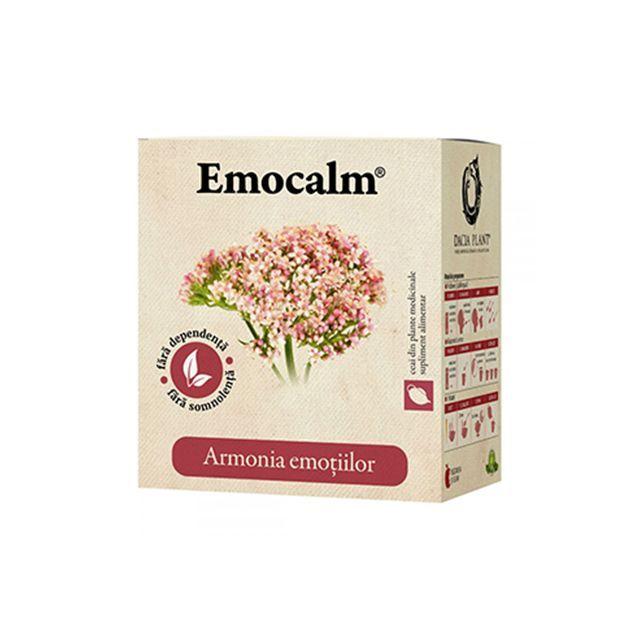 Emocalm ceai 50g, Dacia Plant