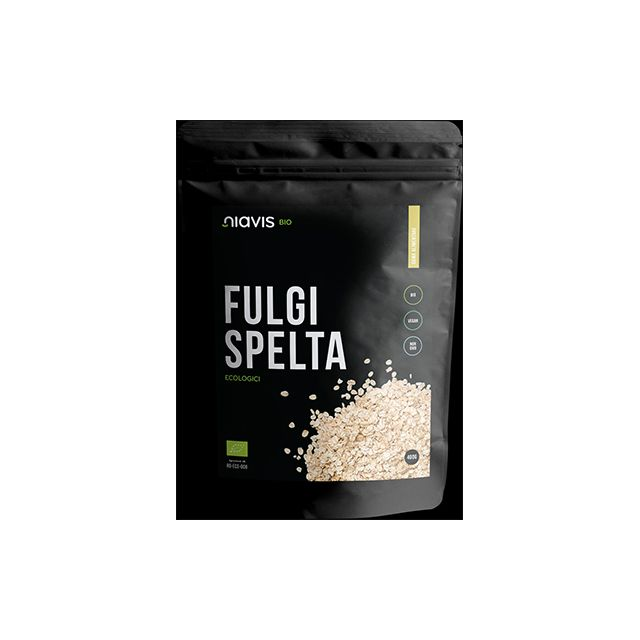 Fulgi Spelta Ecologici/BIO 400g, Niavis