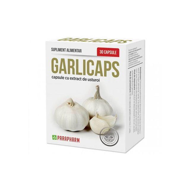 Garlicaps 30 cps, Parapharm