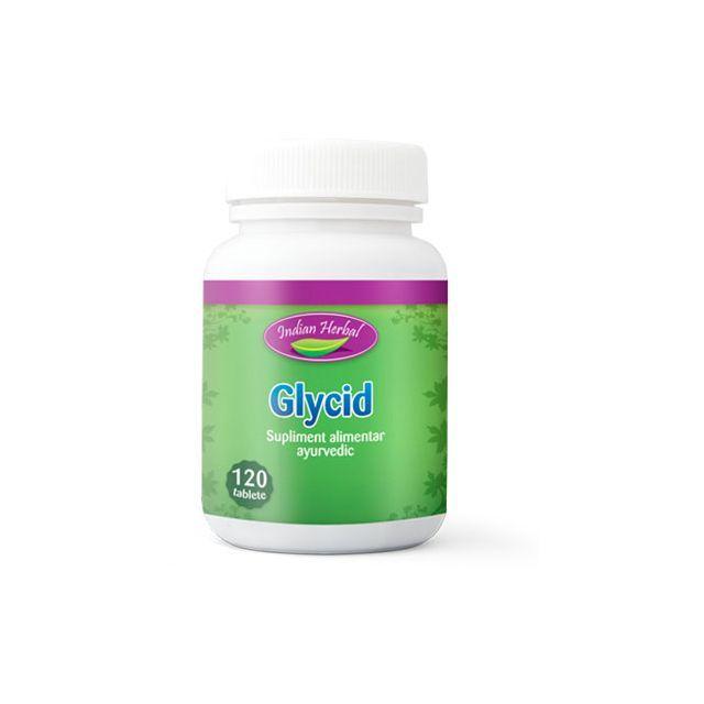 Glycid 120 tbl, Indian Herbal