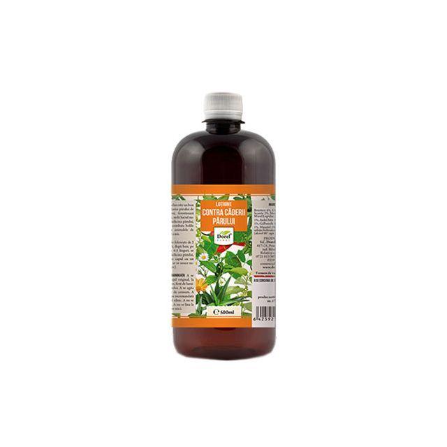Lotiune contra caderii parului 500ml, Dorel Plant
