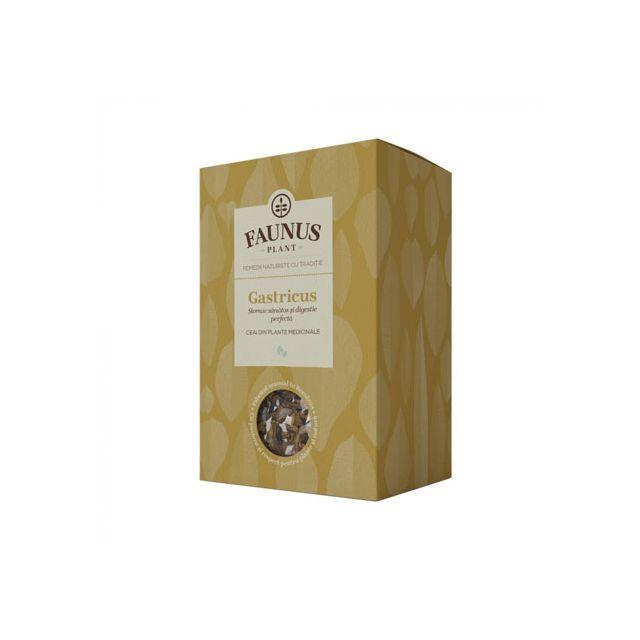 Ceai Gastricus 90g, Faunus Plant