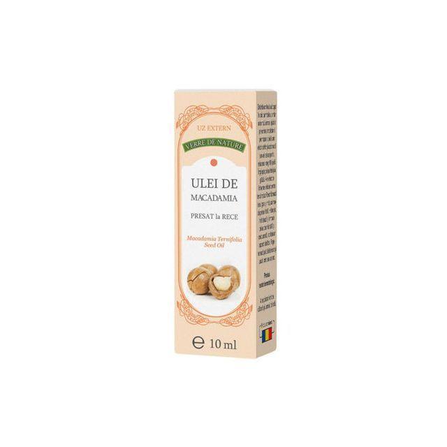 Ulei de macadamia 10ml, Manicos