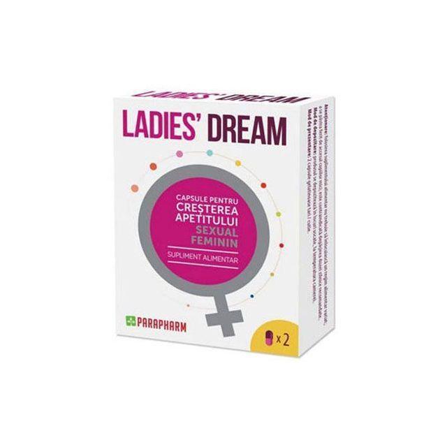 Ladies Dream 2 cps, Parapharm