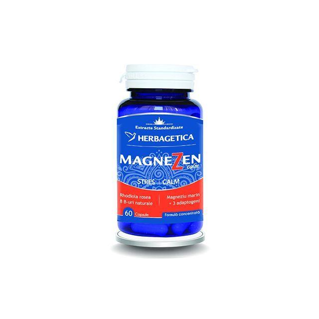 Magnezen 60 cps, Herbagetica