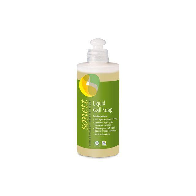 Sapun lichid ecologic pentru scos pete 300ml, Sonett