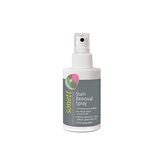 Spray ecologic pentru scos pete 100ml, Sonett