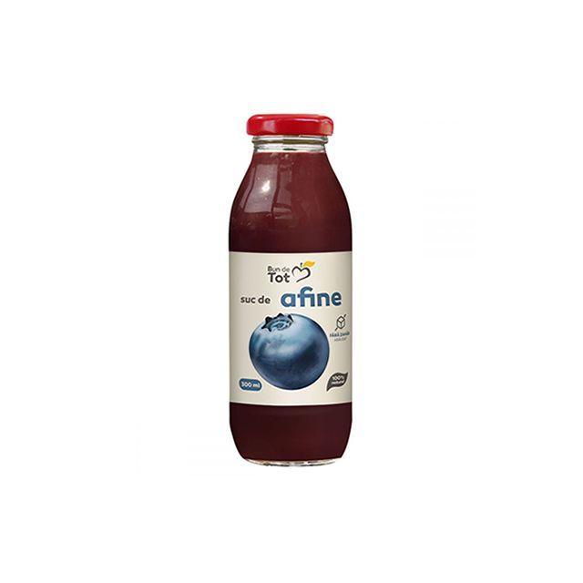 Bun de Tot Afine suc fara zahar 300ml, Dacia Plant