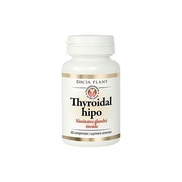 Thyroidal hipo 60 cpr, Dacia Plant