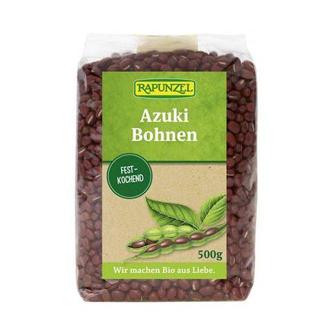 Fasole Azuki bio 500g, Rapunzel