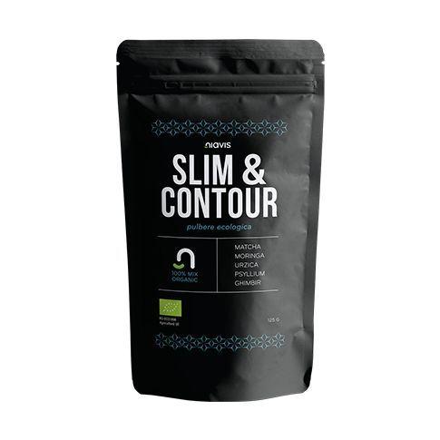 Slim & Contour - Mix Ecologic 125g, Niavis