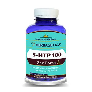 5-HTP 100 120 cps, Herbagetica