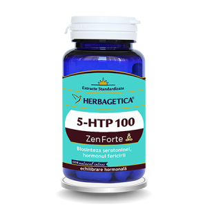 5-HTP 100 60 cps, Herbagetica
