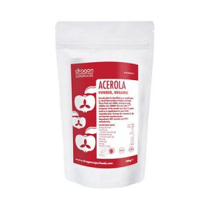 Acerola pulbere bio 100 g, Dragon Superfoods