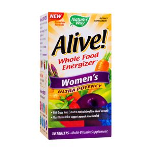 Alive! Women's Ultra 30 tbl, Nature's Way