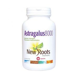 Astragalus 8000mg 90 cps, New Roots