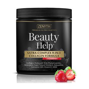 Beauty Help Strawberry 300 g, Zenyth