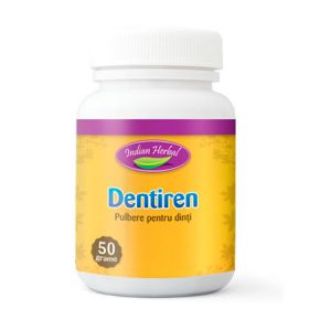 Dentiren 50g, Indian Herbal