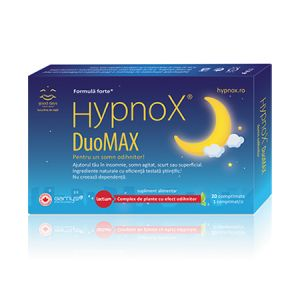 Hypnox DuoMAX 20 tbl,  Good Days Therapy