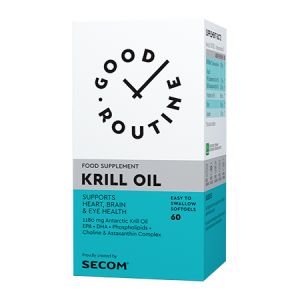 Krill Oil 60 cps, Good Routine