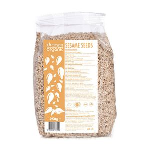 Seminte integrale de susan bio 250g, Dragon Superfoods