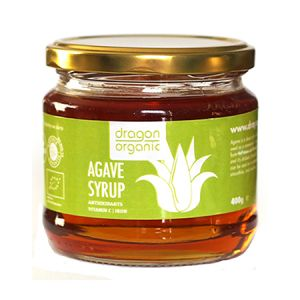 Sirop de agave 400 g, Dragon Superfoods