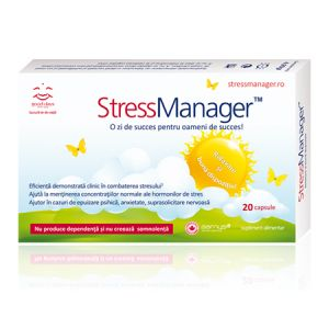 STOPStress 20 cps, Good Days Therapy