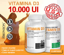 Bronson Vitamina D3 10000 UI